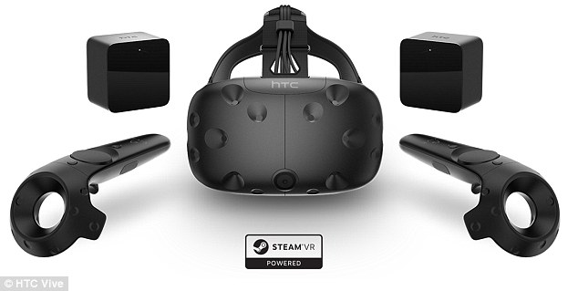 louer un casque de réalité virtuelle (HTC Vive)