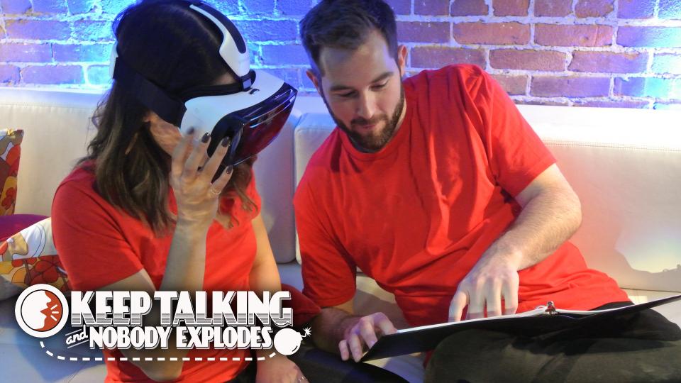 Location et animation évènementielle - Team building VR