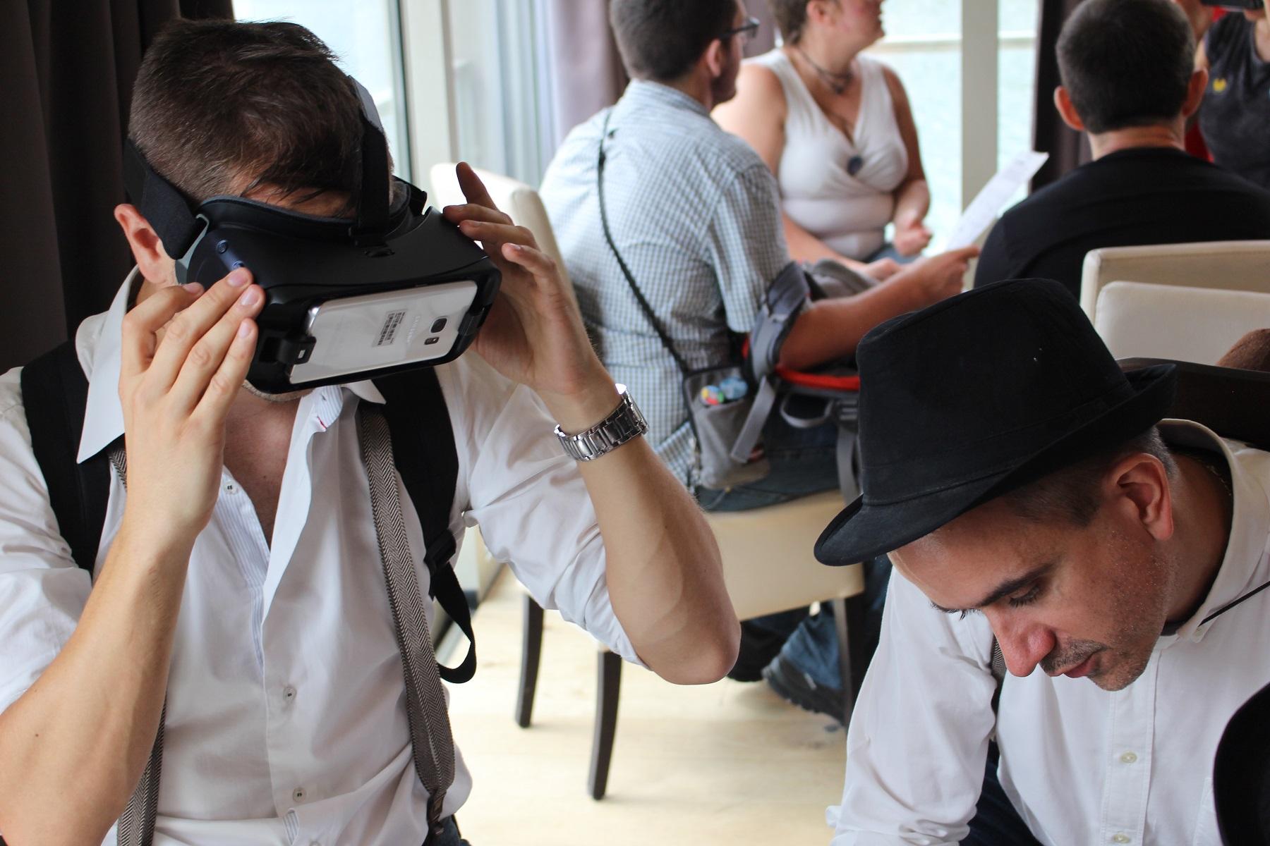Location casque de réalité virtuelle - RaidIn Lyon
