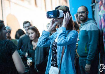 Mirage festival louer casque VR