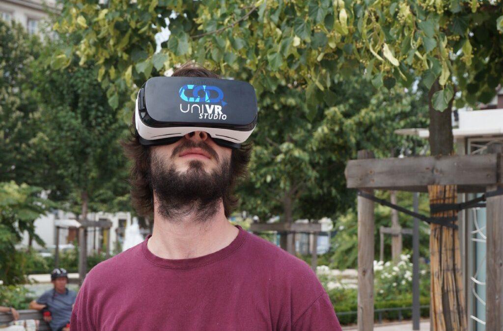 L'évolution de la réalité virtuelle et augmentée en une infographie