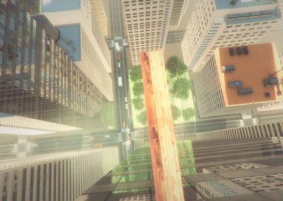 Expérience de la planche – Animation vertigineuse en VR