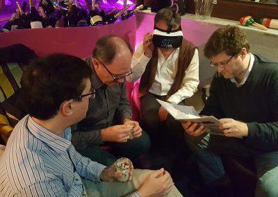 Team Building Entreprise idée originale VR