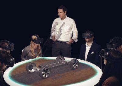 Design industriel en réalité virtuelle