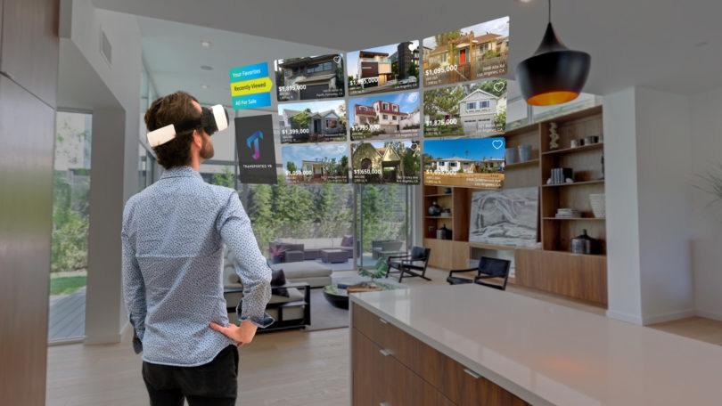 VR et travail
