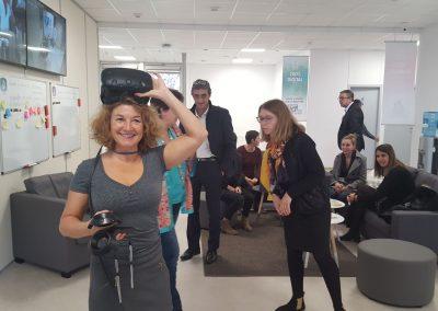 La réalité virtuelle appliquée à votre métier
