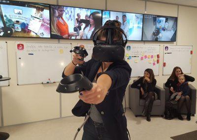évènementiel réalité virtuelle - uniVR Studio Lyon