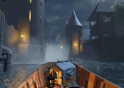 Visiter Bruges au 15ème siècle