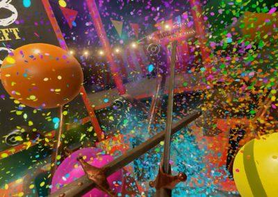 Animation carnaval réalité virtuelle - location casque vr