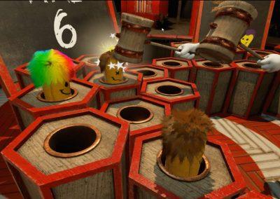 animation réalité virtuelle - fête forraine