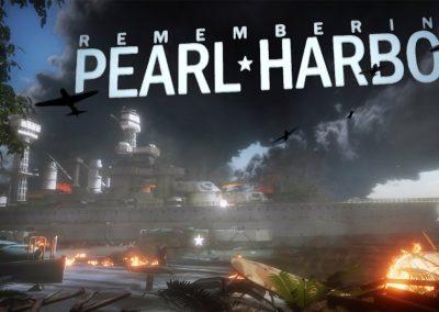 Pearl Harbor - Histoire en réalité virtuelle