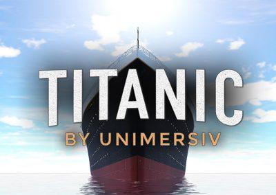 Visiter le Titanic en réalité virtuelle