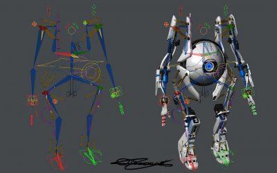 Animateur/trice 3D – Unity / Maya
