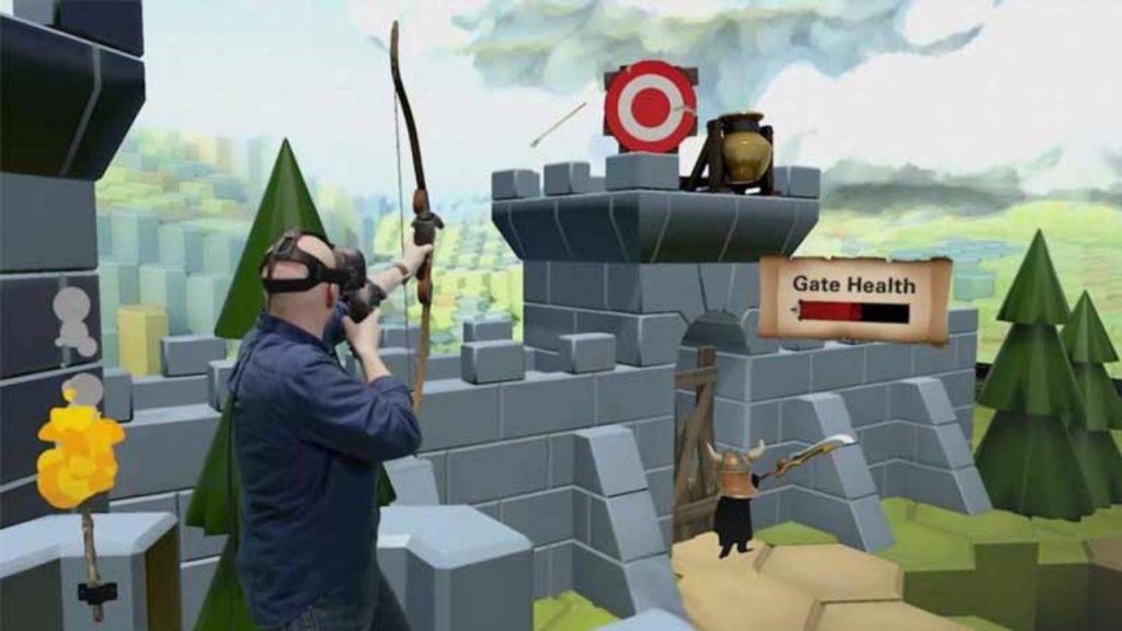 animation événementielle high tech réalité virtuelle