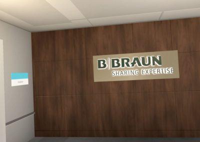 BBraun - Développement réalité virtuelle - medical 01