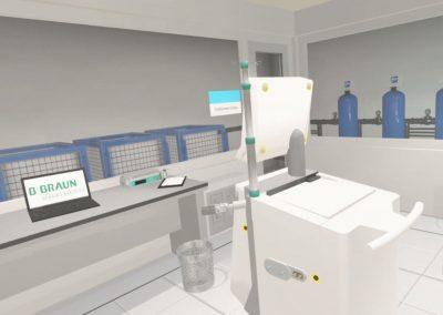 BBraun - Développement réalité virtuelle - medical 09