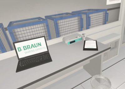 BBraun - Développement réalité virtuelle - medical 10