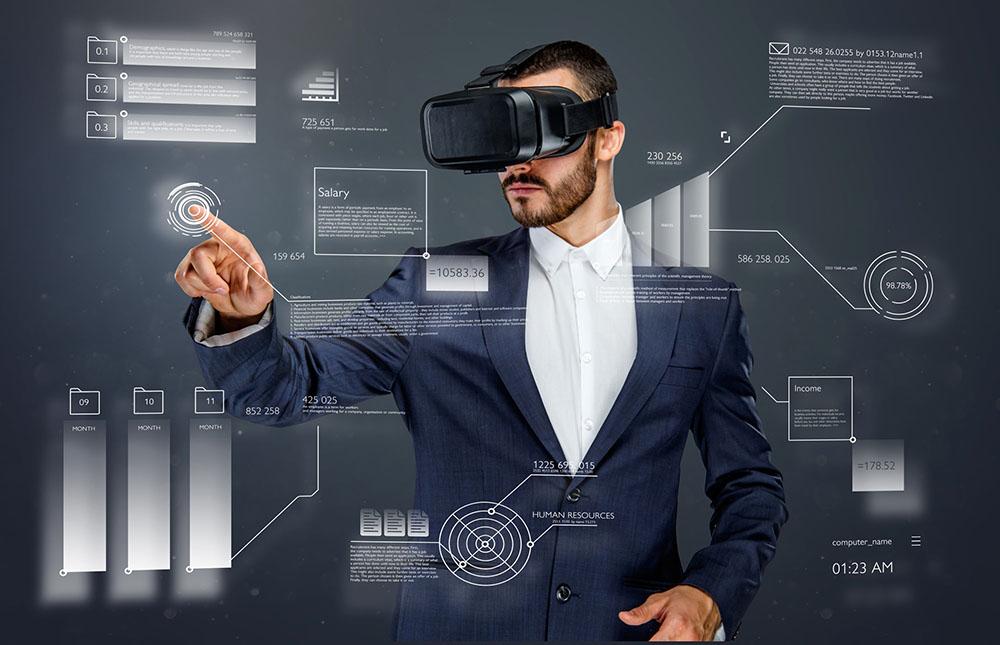Utilisation professionnelle de la réalité virtuelle