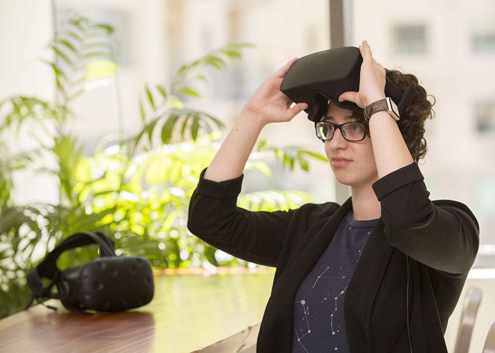 La réalité virtuelle comme outil de recrutement pour les entreprises