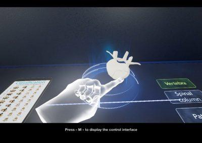 Chirurgie réalité augmentée