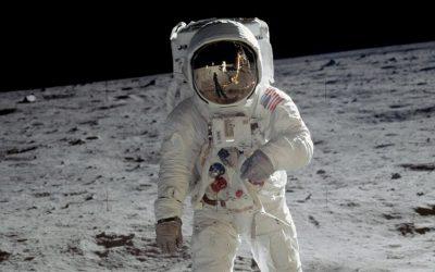 Revivez les 50 ans de l'Homme sur la Lune en réalité virtuelle