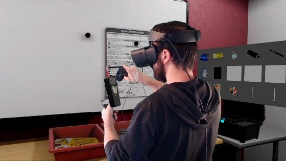 Formation habilitation électrique en réalité virtuelle : franchissez le cap de la simulation !
