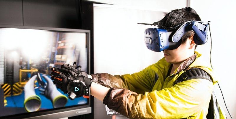Accélérer la formation professionnelle des collaborateurs par la réalité virtuelle
